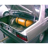 Equipo Gnc P/ Renault Carburador Tubo 60 Lts Fidenza Mdp