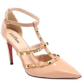 Sapato Scarpin Zariff Shoes 9729 Numeração Grande | Zariff