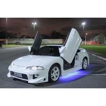 Lambo Door Rfenix Mitsubishi Eclipse, Com Furações Especif