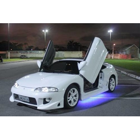 Lambo Door Rfenix Mitsubishi Eclipse G2 Furações Especif