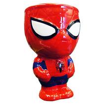 Copa Spiderman Hombre Araña Tarro The Avengers