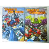 Comics Transformers, La Nueva Generación Libros 1 Y 2