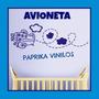 Vinilo Decorativo Avioneta Varón