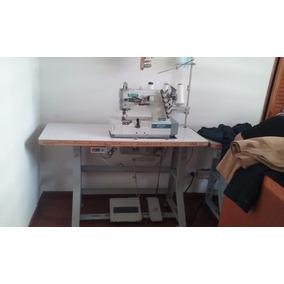 Máquina Collarín Industrial Siruba Original