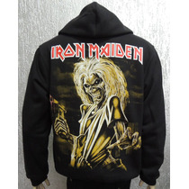 Moletom / Blusa Iron Maiden - Killers