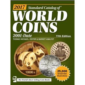 5 Catálogos Com Todas As Moedas Do Mundo! Em Dvd