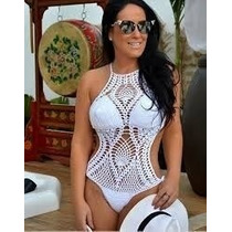 Maiô / Body De Crochê Promoção Promoção Promoçao