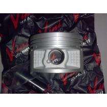 Pistão Kit C/ Anéis/jogo Junta Dafra Apache 150 Vini 0,25mm