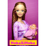 Bebezinho P/ Boneca Barbie (somente O Bebê ) Mamae Gravida