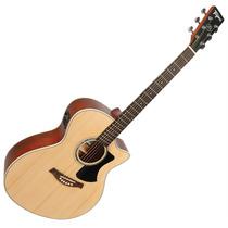 Violão Elétrico Tagima Woodstock Tw-29 Médio Jumbo