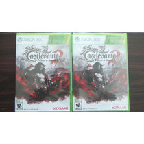 Castlevania 2 Lords Of Shadow Xbox 360 Nuevo Sellado