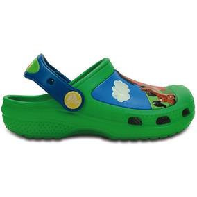 Zapato Crocs Infantil Creative Barnyard Clog