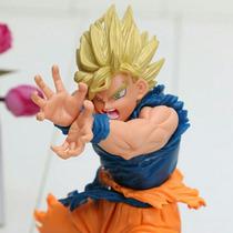 Dragon Ball Z - Boneco Goku Em Resina! Rico Em Detalhes!