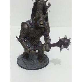 Miniatura Troll De Batalha Senhor Anéis - Eaglemoss