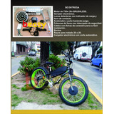 Kit Motor 750w 36v Para Bicicleta Electrica. At.en Bs As