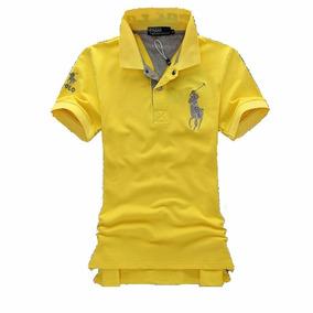 Camisa Polo Ralph Lauren Slim Fit Masculino - Original