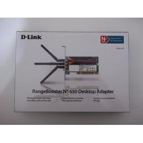 Placa De Rede D-link Rangebooster N 650 Dwa-547