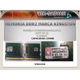 Memoria Ddr2 Kingston De 256mb Pc2-4200 533mhz 8 Chips 1