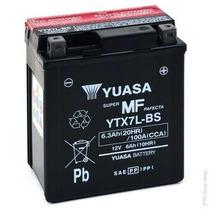 Bateria Yuasa Ytx7lbs Twister/ybr 250