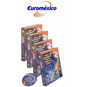 Nueva Enciclopedia Tematica Bilbos 2000 4 Tomos
