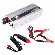Inversor 1500 Watts Invertidor Energia 12v Dc 110v Ac P/auto