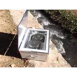Projeto Fogão Solar Ecológico Papelão Isopor