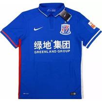 Camiseta Shangai Shenhua De Tevez 32 Original