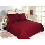 All For You 3pc Reversible Quilt Set, Colcha, Y Cobertor-90