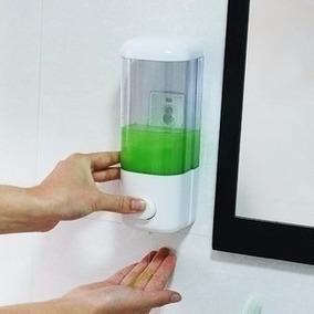 Kit 12 Dispenser De Parede Alcool Em Gel Sabonete Liquido