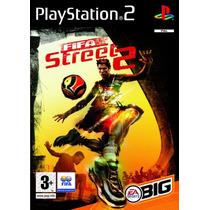 Fifa Street 2 - Patchs Jogos De Ps2