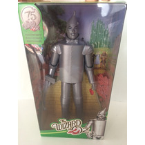 Hombre De Hojalata Mago De Oz Barbie Collector Pink Label