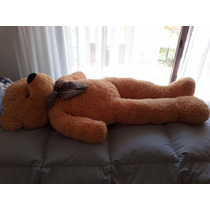 1.6m Gigante Enorme Peluches Animales Oso Combo + Tarjeta 3d