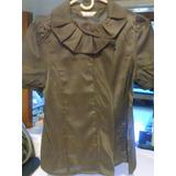 Blusa Camisa Casual De Dama Oficina Elegante