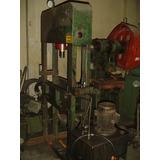 Prensa Hidráulica (doble Efecto) Motorizada De 60 Tn