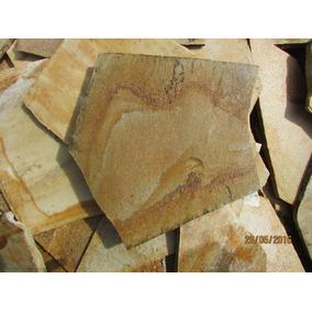 Pedra São Tomé/caco Direto Pedreira+barato Mg E Sp M²