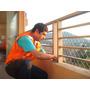 Mallas De Seguridad Balcones Ventanas Protección Anticaídas