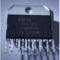 Tda7377 2x30w Dual/quad Amplificador Original Para Car Audio