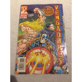 Comic Forum Vengadores Primee Signo Regalado Numero 8