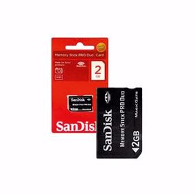 Memoria Stick Sandisk Produo 2gb