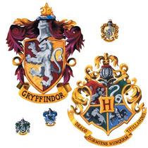 Compañeros Rmk1551gm Harry Potter Cresta De Despegar Y Pega