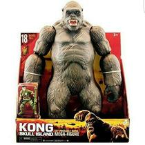 Envio Gratis King Kong 45cm Mega Figura Skull Island