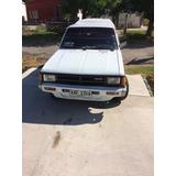 Nissan 720 Chasis Largo 1991