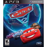 Cars 2 Ps3 | Digital Español Oferta