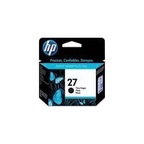 Cartucho Hp 27 Preto Original (c8727ab)