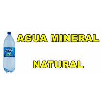Agua Mineral Natural 1 Botella X 500 Cc. El Precio Mas Bajo