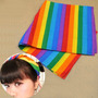 Bandana Pañuelo Orgullo Gay 100% Algodon 50cmx50cm