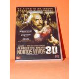 A Noite Dos Mortos Vivos 3d- Dvd (novo/lacrado) Frete Grátis