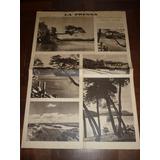 Diario La Prensa Parque Nacional Nahuel Huapi 1962 Bariloche