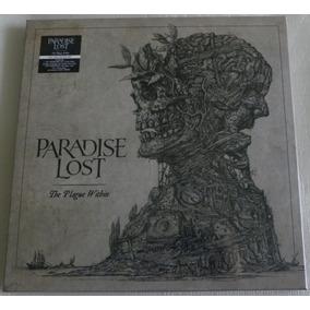 Paradise Lost The Plague Within 2 Lp Box + 2cd Selado