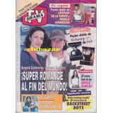 Antigua Revista Tv Grama # 631 Diciembre 98 Angela Contreras